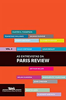 Livro As entrevistas da Paris Review: Vol. 2